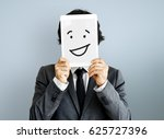 drawing facial expressions... | Shutterstock . vector #625727396
