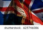 Union Jack Flag And Iconic Big...