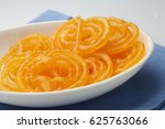 indian sweet jalebi | Shutterstock . vector #625763066