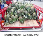 Many Pineapple In Tri...