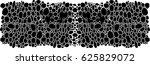 crocodile print background | Shutterstock .eps vector #625829072