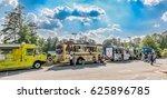 atlanta  georgia   may 9  2015  ... | Shutterstock . vector #625896785