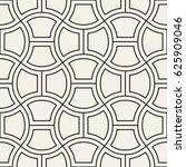 vector seamless pattern. modern ... | Shutterstock .eps vector #625909046
