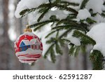 new year decoration | Shutterstock . vector #62591287