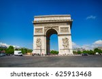 paris  france   may 14  2014 ... | Shutterstock . vector #625913468