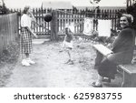 ussr  leningrad  gorelovo  ... | Shutterstock . vector #625983755