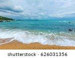 beautiful nature of koh samui...   Shutterstock . vector #626031356