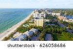 naples coastline  florida... | Shutterstock . vector #626058686