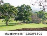 golf course   Shutterstock . vector #626098502