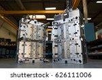 valve gate mold | Shutterstock . vector #626111006