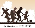 editable vector illustration of ... | Shutterstock .eps vector #626112242
