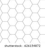 seamless geometric vector... | Shutterstock .eps vector #626154872
