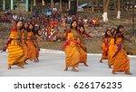 diphu  assam  india. 16th... | Shutterstock . vector #626176235