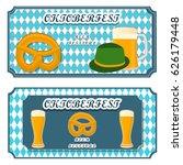vector logo for bar banner... | Shutterstock .eps vector #626179448