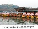 boat rental parking. boat... | Shutterstock . vector #626287976