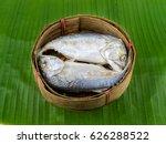 short mackerel | Shutterstock . vector #626288522