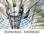 berlin  germany   june 22  2016 ... | Shutterstock . vector #626306162