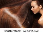 beautiful hair. beauty woman... | Shutterstock . vector #626346662