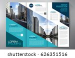 business brochure. flyer design.... | Shutterstock .eps vector #626351516