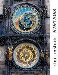 Prague. The Astronomical Clock...