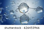 3d illustration with water... | Shutterstock . vector #626453966