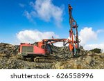 drilling machine | Shutterstock . vector #626558996