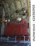 hercules c 130 military... | Shutterstock . vector #626583905