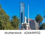 melbourne  australia   april 4  ... | Shutterstock . vector #626646932