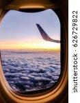 Window Of Plane