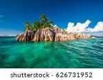 beautiful st. pierre island at...   Shutterstock . vector #626731952