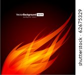 Abstract Flame Wave Vector...