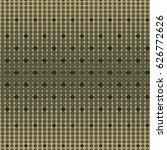halftone camo background.... | Shutterstock .eps vector #626772626