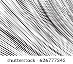 abstract curves line art  ... | Shutterstock .eps vector #626777342