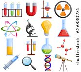 medical and laboratory science... | Shutterstock .eps vector #626830235