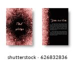 bling background with flare... | Shutterstock .eps vector #626832836