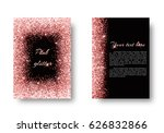 bokeh background with... | Shutterstock .eps vector #626832866