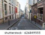 paris  france  march 26  2017 ... | Shutterstock . vector #626849555