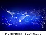science and technology... | Shutterstock . vector #626936276