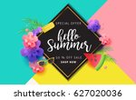 Summer Sale Background Layout...