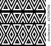 vector seamless pattern.... | Shutterstock .eps vector #627034706