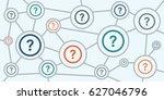vector illustration of scheme... | Shutterstock .eps vector #627046796