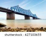 sky background under the modern ... | Shutterstock . vector #627103655