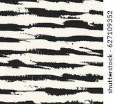 abstract brushstrokes textured...   Shutterstock .eps vector #627109352