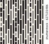 vector seamless black and white ... | Shutterstock .eps vector #627131486