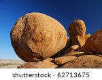 Rock Formations Close To...