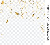 celebration background template ... | Shutterstock .eps vector #627186362