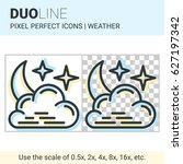 Pixel Perfect Duo Line Night...