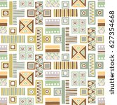 seamless vector pattern....   Shutterstock .eps vector #627354668