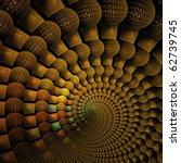 Intricate Three Dimensional...