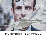 mulhouse   france   24 april... | Shutterstock . vector #627404132